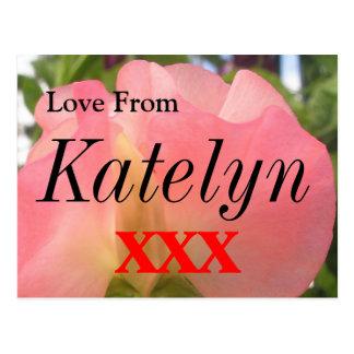 Katelyn Postales