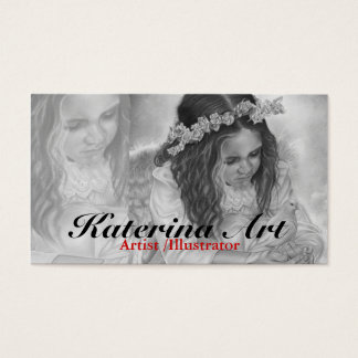 katerinaart Business Card
