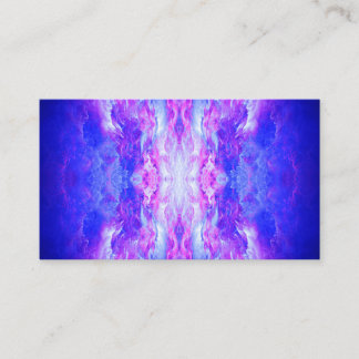 Katerina's Periwinkle Desires Business Card