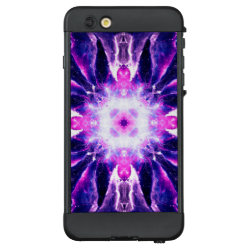 Katerina's Twin Flame Love Desires LifeProof NÜÜD iPhone 6 Plus Case