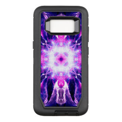 Katerina's Twin Flame Love Desires OtterBox Defender Samsung Galaxy S8 Case