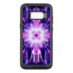 Katerina's Twin Flame Love Desires OtterBox Defender Samsung Galaxy S8+ Case