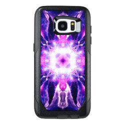 OtterBox Commuter Samsung Galaxy S7 Edge Case with German Shepherd Phone Cases design