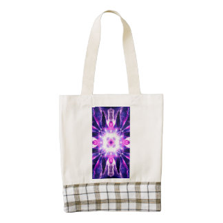 Katerina's Twin Flame Love Desires Zazzle HEART Tote Bag