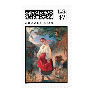 Kateryna 1842 timbres postales