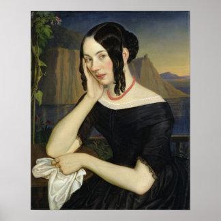 Katharina Kern of Sterzing, 1842 Poster