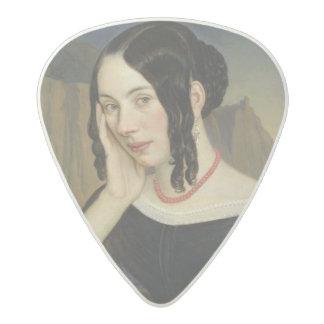 Katharina Núcleo de condensación de Sterzing, 1842 Púa De Guitarra Acetal
