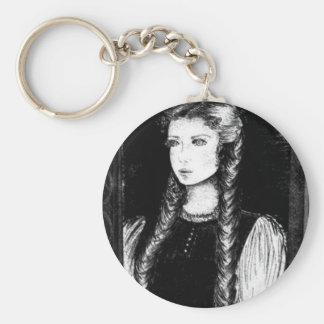 Katharina Siegel (Dracula's Lover) Keychain