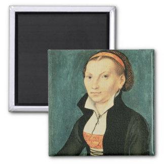Katharina von Bora, future wife of Martin Magnet