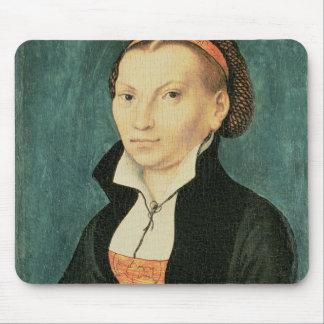 Katharina von Bora, future wife of Martin Mouse Pad