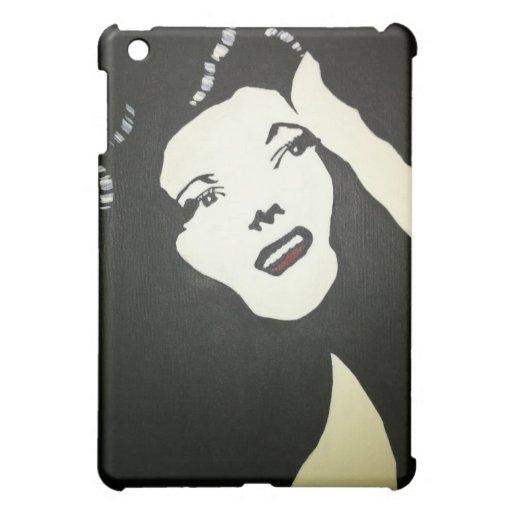 Katharine - Art Print iPad Mini Case