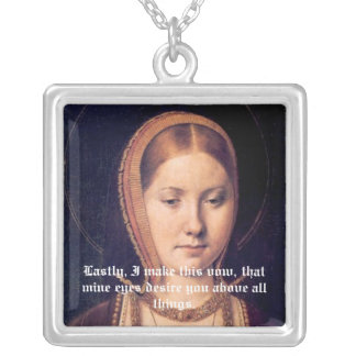 Katherine of Aragon Necklace