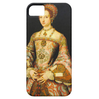 Katherine Parr iPhone Case