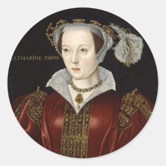 Katherine Parr Stickers