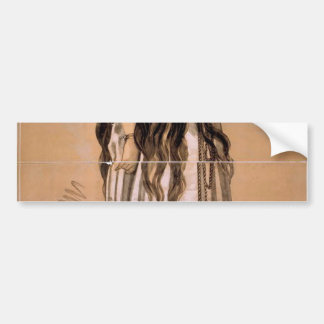 Katherine Rogers Vintage Theater Bumper Stickers