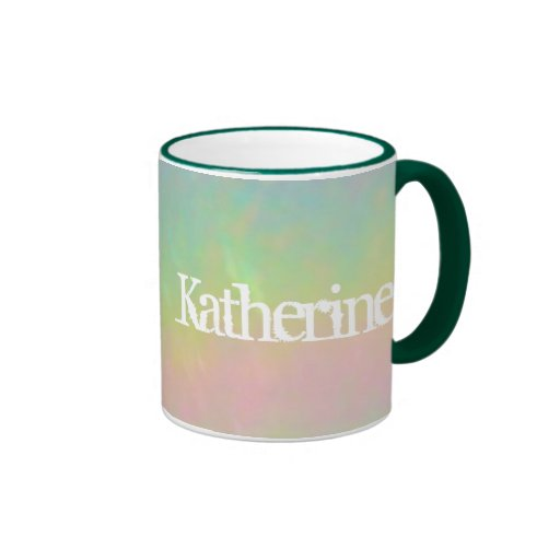 Katherine Taza De Dos Colores