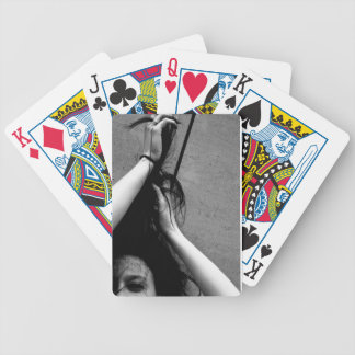 KATHERINE WALLACE PLAYING CARDS (COLLECTIBLE)
