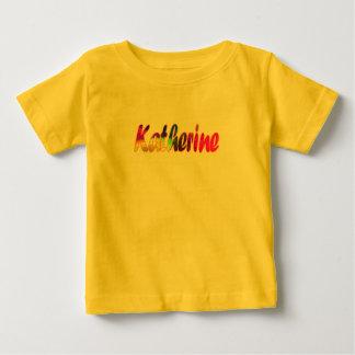 Katherine's t-shirt