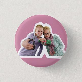 Kathi and Eva button