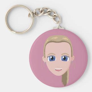 Kathi supporter keychain