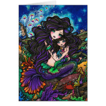 Kathleen&Summer Mermaid Fantasty Art Card