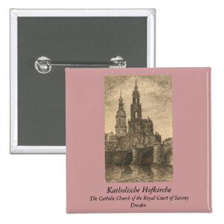 Katholische Hofkirche Dresden Pin
