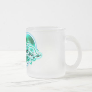 Kathryn Frosted Glass Coffee Mug