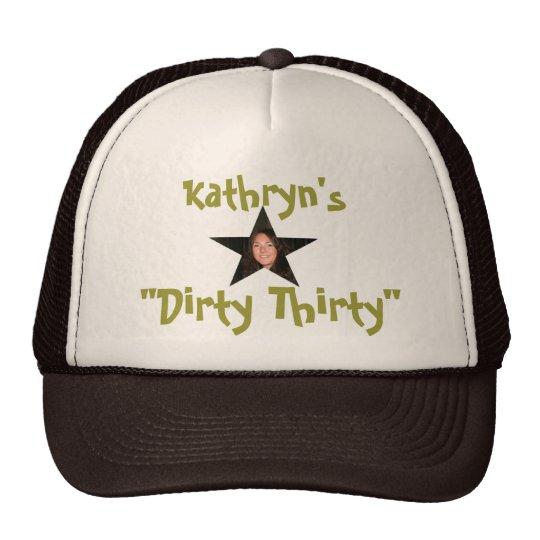 "kathrynsuperstar, Kathryn's , ""Dir... - Customized Trucker Hat"