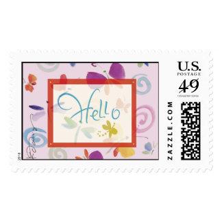 Kathy Davis - Hello Stamp