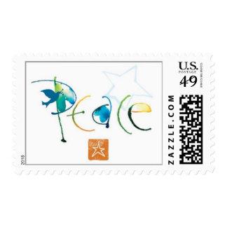 Kathy Davis Peace Stamp