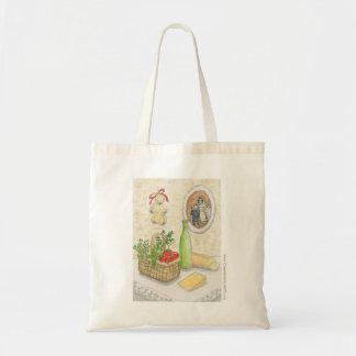Kathy Faggella Food Challenge Tote Bag