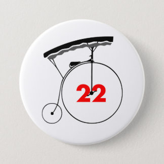 Kathy in Harmony 22 Pinback Button