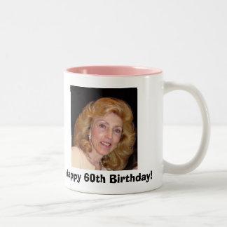 kathy, Kathy's 60th Birthday ExtravaganzaAtlant... Two-Tone Coffee Mug