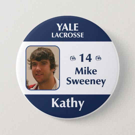 Kathy - Mike Sweeney Button