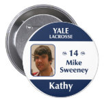 Kathy - Mike Sweeney Pinback Buttons
