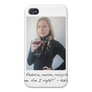 Katie Iphone 4/4S Case