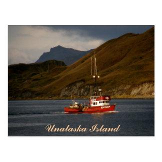 Katie Jean in Captain's Bay Postcard