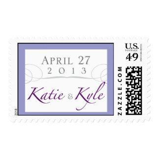 Katie & Kyle Stamp