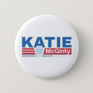 Katie Mcginty for Senate Button