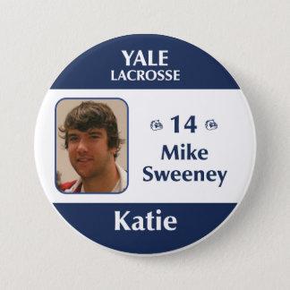 Katie - Mike Sweeney Pinback Button