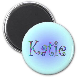 Katie Rainbow Magnet