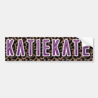 KatieKate Sticker