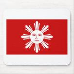 Katipunan Revolution Flag Mouse Mats