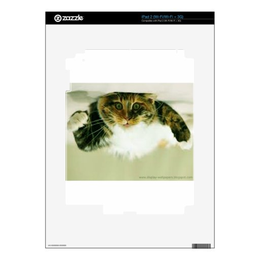 Katkins Calcomanías Para El iPad 2