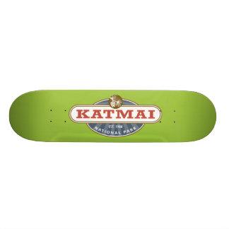 Katmai National Park, Alaska Skate Deck
