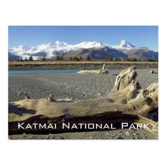Katmai National Park Postcard