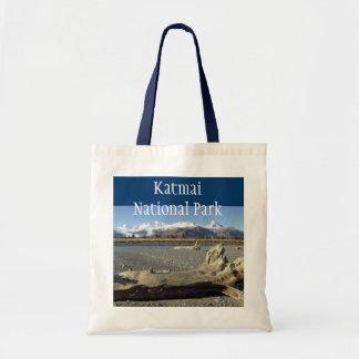 Katmai National Park Tote Bag