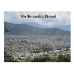Katmandu, Nepal Postales