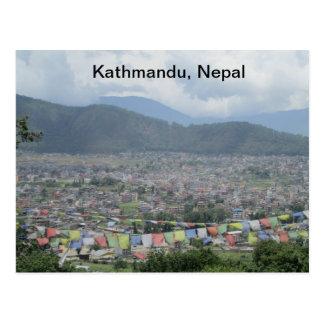 Katmandu, Nepal Postal