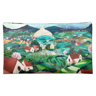 Katmandu Valley Cosmetic Bags